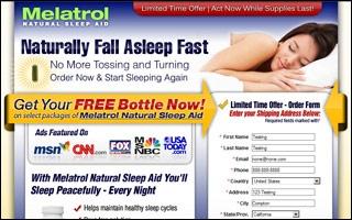 Melatrol Sleep Aid Affiliate Program